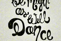 Dance art / by Deidre Haines
