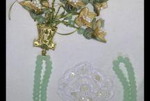 Tesbih tasarımları / #tesbih #tasarım #moda #kadın #namaz #aksesuar