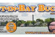 $$$ Bay Bucks $$$ / Grab the Best Put-in-Bay Dining, Lodging, and Shopping Coupons. You can save over $400 with over 60 coupons good all over the island. Put-in-Bay's best value! Order at putinbaybucks.com