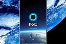 Download Hola Launcher For Phone / Hola Launcher new application is based on the stock launcher Marshmallow, it works on Android 4.1 and higher devices