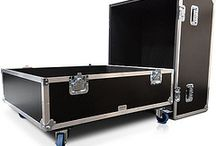 Custom Flight Cases / Flight Cases are Manufactured to protect individual equipment whilst travelling from place to place. So invest in one of these Fantastic Flight Cases and give your Equipment the ultimate protection it needs.
