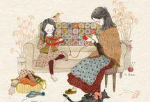 Art вязание