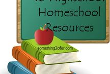 Homeschool high school-resources