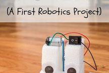 Simpel robot