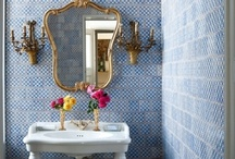 Powder Rooms I love / by Kimberly Grigg