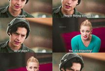 RIVERDALE (mostly bughead)