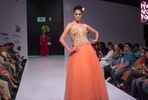 Neha Khullar's Collection from BFW 2012