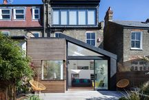Winchmore Hill / Culmax Glazing at a typical Victorial London home - making something special!