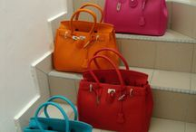 Bags / Just like shoes,a woman can never have enough bags
