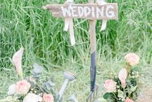 Hochzeitsdeko Pastellfarben
