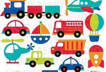 transportes kids