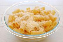 Pasta Gerichte