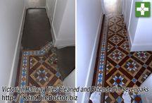 Victorian Tiling