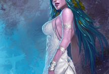 Warcraft / A collection of Warcraft pictures, drawings, paintings, artwork.