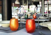 PRIMARIFIC : colorez vos tables / NOUVEAUTE 2015 -  Primarific : des gobelets aux précieuses couleurs métallisées pour les bars et les tables chics, modernes et élégantes.  #tables #decoration #gobelets #verres #couleursmetallisees