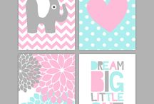 Baby GiRl Decor / by Alexis Rinelli