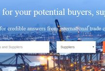 Info Seair-Global Trade Data Provider / We are among for four most buyers and suppliers of global merchandise trade data.