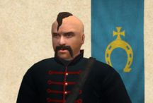Mount & Blade With Fire and Sword Characters