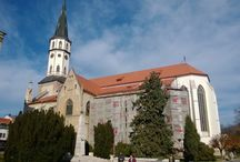 St. James' Church, Levoca / Our work - St. James' Church in Levoca, Slovakia, 2013