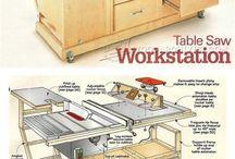 Stół do pilarki
