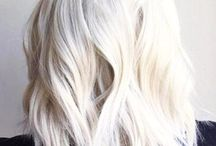 blonde hair care