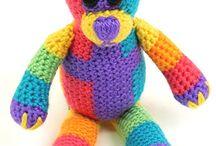 my Crochet board