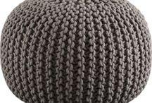 Knitting . crochet .