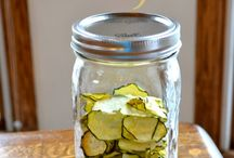 Canning - Pickleing / by Brian Lanfear