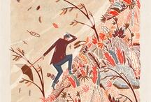 Illustration / by Manuela Montero