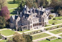 The breathtaking grounds of Orchardleigh Estate!