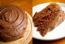 Délices chocolatés / Recettes variées de dessert chocolatés.