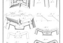 Historické plány pevností