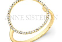 Open Space / Gorgeous Diamond Framings / by Anne Sisteron Fine Jewelry