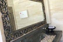 Unusual bathrooms