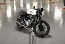 ROYAL ENFIELD Continental GT / Royal Enfield Obsession