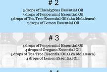 for relaxation - blending oils