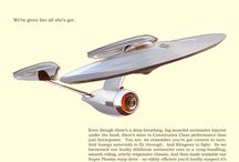 Star Trek / Posters and prints for all things Star Trek / by Gary Pyke