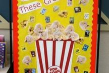 Library display / Ideas for use in Primary/Intermediate School libraries