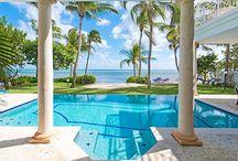 "TATENDA VILLA / Luxury Caribbean Rental Villa.  ""Tatenda"" is part of Luxury Cayman Villa's exclusive collection of private oceanfront vacation rental villas in Grand Cayman."