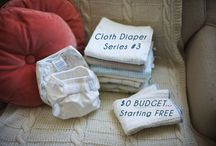 Cloth Diapering / Reviews, Sample Cloth Diaper Stashes, and general how-to