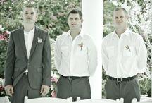 J and groomsmen