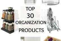 Organisation ideas