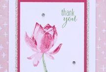 cards lotus blossom su