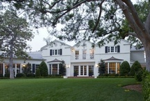 Home Exterior Architecture / by Ace Bell