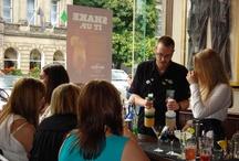 HRC Edinburgh Shake it up! / Our fantastic Shake it Up cocktail classes!