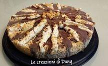 torta cornetto cuore di panna senzs cottura