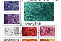 Lip Safe Pigments