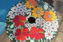bellos mosaicos