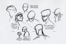 Esboços / Sketches