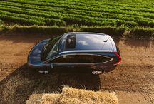 Honda CR-V / From cityscapes to landscapes, the best car for family bonding.